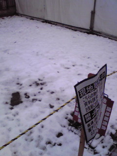 僕らの街に今年も雪が降る