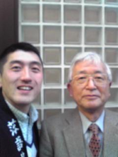 時松さんとトキマツサン