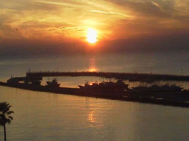 江の島サンセット