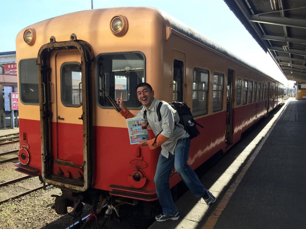ノープラン鉄旅
