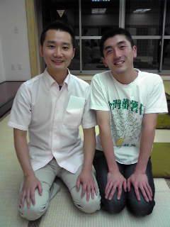 柳朝兄さん&時松